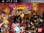 Shonen Jump vs Capcom