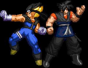 Nageta and Gosuke