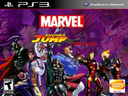 Marvel vs Shonen Jump X Namco
