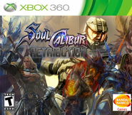 Soul Calibur Retribution Xbox 360