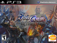 Soul Calibur Retribution PS3 V2