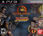 Mortal Kombat vs Shonen Jump