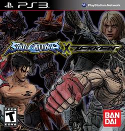 Soul Calibur X Tekken