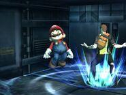 Cole vs Mario