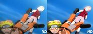 Sakura and Naruto