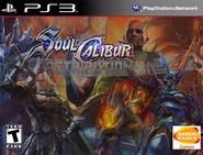 Soul Calibur Retribution PS3