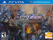 Soul Calibur Retribution PSVita