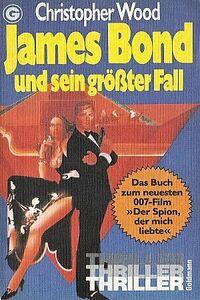 James Bond und sein größter Fall (Filmroman)