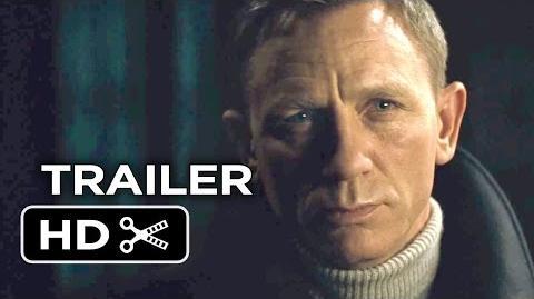 Spectre Official Teaser Trailer 1 (2015)
