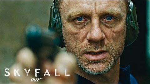 James Bond 007 Skyfall - Trailer 2