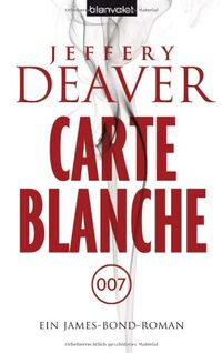 Carte Blanche (Roman)