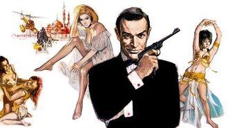 James Bond 007 – Liebesgrüße aus Moskau - Trailer Deutsch
