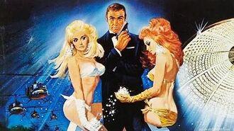 James Bond 007 - Diamantenfieber - Teaser Deutsch