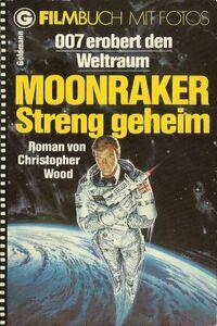 Moonraker - Streng Geheim (Filmroman)