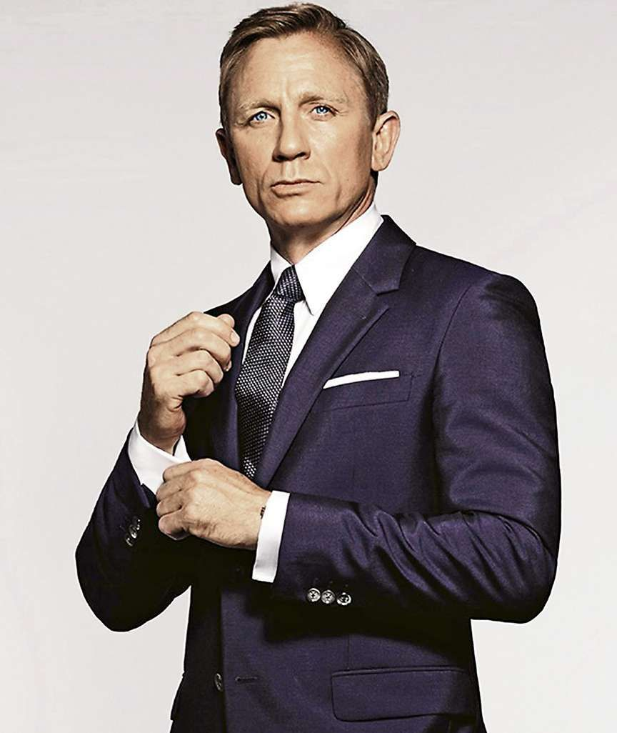 James Bond Anzug