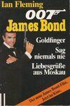 Goldfinger-Sag niemals nie-Liebesgrüße aus Moskau (1984)
