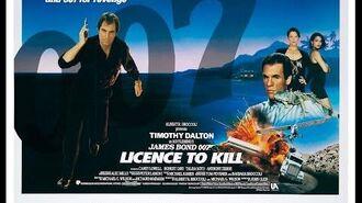 James Bond 007 - Lizenz zum Töten - Trailer Deutsch
