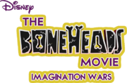 The Boneheads Movie - Imagination Wars logo