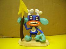 Roccos figurine