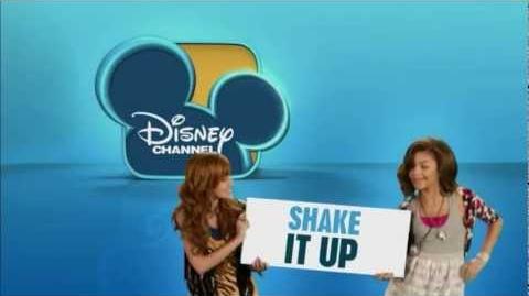 Back to Shake It Up on Disney Channel Bumper 1 HD