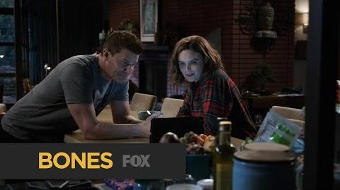 "BONES A Late Night Call from ""The Strike in the Chord"" FOX BROADCASTING"