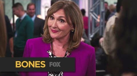 "The Return of Tess Brown from ""The Corpse At The Convention"" BONES FOX BROADCASTING"