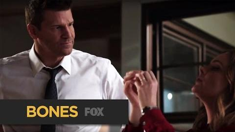 "BONES A Difference Of Opinions from ""The Promise in the Palace"" FOX BROADCASTING"