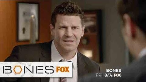 """Promo for """"The Heiress In The Hill"""" BONES FOX BROADCASTING"""