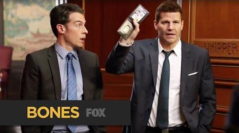 "BONES Preview ""The Strike in the Chord"" FOX BROADCASTING"