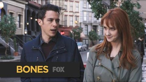 "BONES The Moment from ""The Last Shot at a Second Chance"" FOX BROADCASTING"