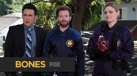 """Bowling For Brains from """"The Mutilation of the Master Manipulator"""" BONES FOX BROADCASTING"""