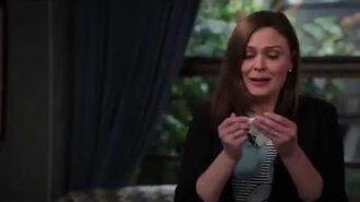 BONES Brennan's Pregnant