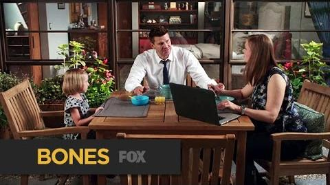 """Kindergarten Is A Critical Choice from """"The Geek In The Guck"""" BONES FOX BROADCASTING"""