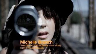 BONES Booth and Brennan Loud Music by Michelle Branch (Official Music Video)-0