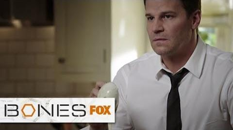 """No Time For A Waffle from """"The Master In The Slop"""" BONES FOX BROADCASTING"""