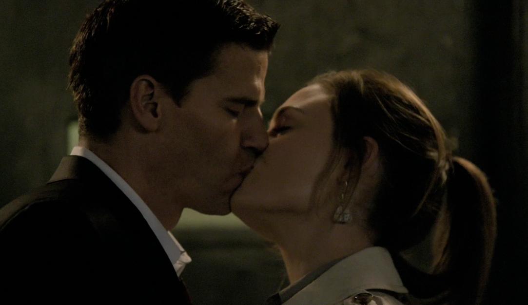 Bones Brennan en Booth dating