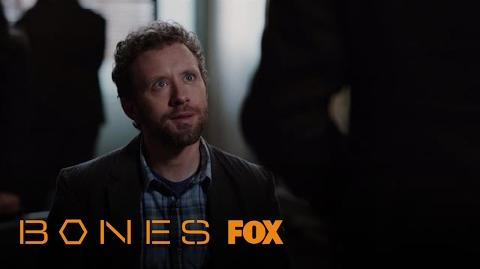 Hodgins Visits Zack Addy Before Court Season 12 Ep. 11 BONES