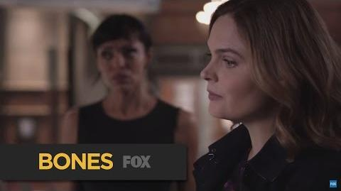 "BONES Leave Me With The Bones from ""The Loyalty in the Lie"" FOX BROADCASTING"