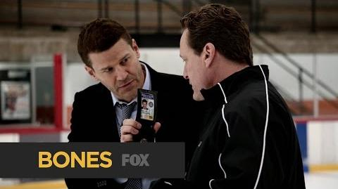 "BONES I'm Back! from ""The Head in the Abutment"" FOX BROADCASTING"