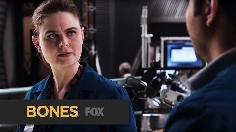 """BONES The Breakdown from """"The Monster in the Closet"""" FOX BROADCASTING"""