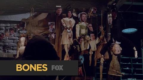 BONES Finale Teaser Puppet Master 3 FOX BROADCASTING
