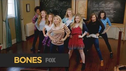 "BONES Kirstin Maldonado From Pentatonix Performs Demi Lovato's ""Confident"" FOX BROADCASTING"