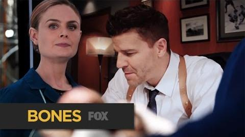 """No Ifs, Ands or Guts About It from """"The Geek In The Guck"""" BONES FOX BROADCASTING"""