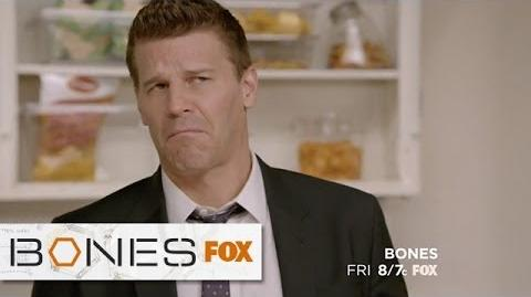 "Promo for ""The Mystery In The Meat"" BONES FOX BROADCASTING"