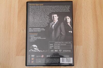 Bones Staffel 2 Rückseite