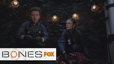 """Did Sweets Just """"Brennan"""" Cam? from """"Drag In The Queen"""" BONES FOX BROADCASTING"""