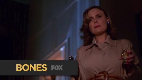 "Temperance Brennan, LAPD from ""The 200th In The 10th"" BONES FOX BROADCASTING"
