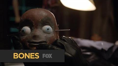 BONES Finale Teaser Puppet Master 2 FOX BROADCASTING