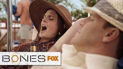"Relaxing Makes Me Tense from ""The Nazi On The Honeymoon"" BONES FOX BROADCASTING"