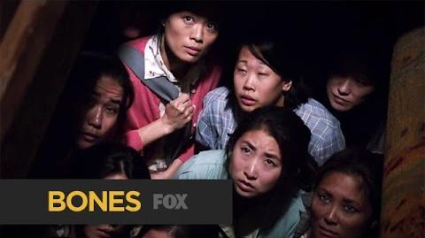 "Possible Case of Human Trafficking from ""The Love Lost In a Foreign Land"" BONES FOX BROADCASTING"